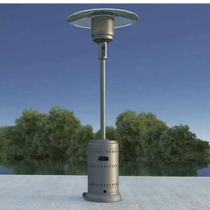 Fire Sense Commercial 46,000 BTU Propane Patio Heater - Gray In Hand! for Sale in Rosemead, CA