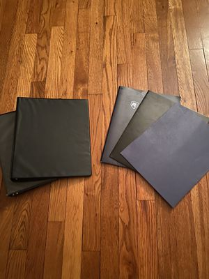 Assorted 3-Ring Binders and Pocket Folders for Sale in Pittsburgh, PA