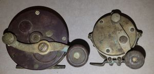 Antique fishing reels Margate City Ocean City for Sale in Townville, SC