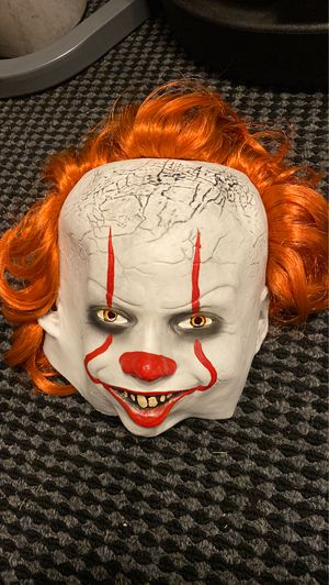 Pennywise mask for Sale in Wood Dale, IL
