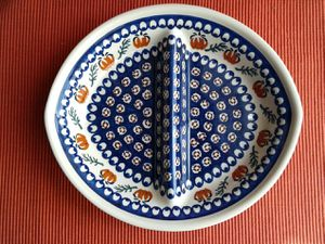 "Polish Pottery 10"" Dish for Sale in New Orleans, LA"
