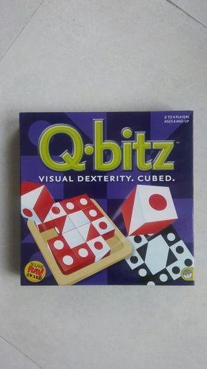 Q-Bitz Board Game Puzzle Game for Sale in Mission Viejo, CA