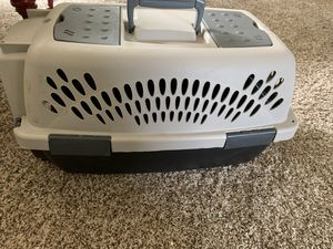 Carry kennel for small dog for Sale in Nevis, MN