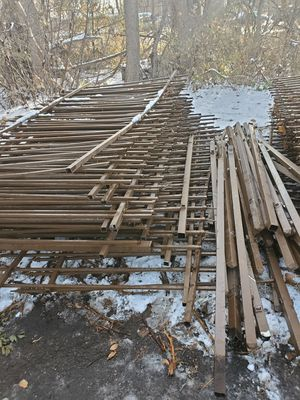 Rod iron fence for Sale in Denver, CO