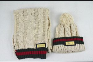 GUCCI scarf and hat set for Sale in Merrillville, IN