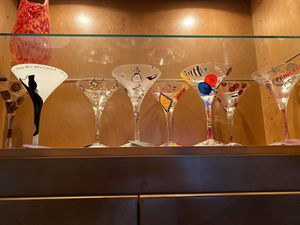 Collectible Martini Glasses for Sale in Portland, OR