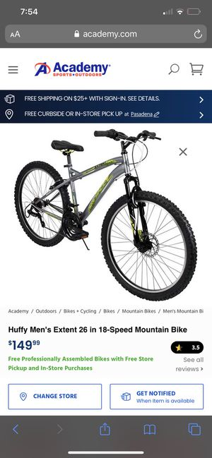 "Huffy 26"" Mountain Bike for Sale in Houston, TX"