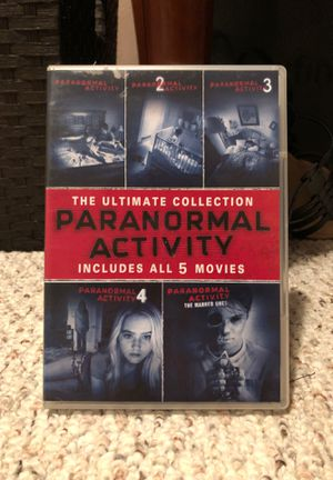 All 5 Paranormal Movies for Sale in Keizer, OR