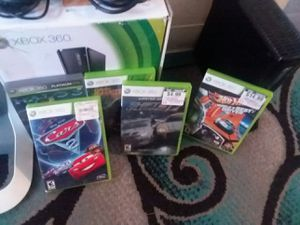 Xbox 360 Bundle with Race Wheel and Pedals. Welcome to test out first. FREE DELIVERY for Sale in Las Vegas, NV