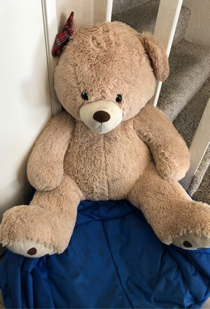 Teddy bear big! for Sale in Los Angeles, CA
