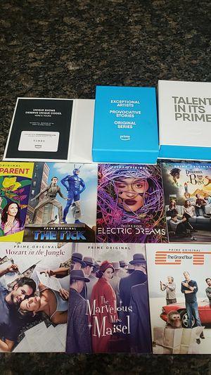 Amazon Prime Video Box Set (x2) for Sale in Lakewood, WA