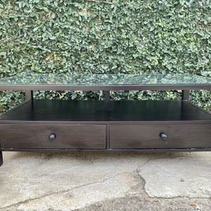 Faux Wood Coffee Table for Sale in Rosemead, CA
