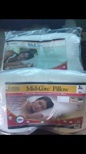 Mid-Cor therapy pillows straight from the chiropractor for Sale in Columbus, OH