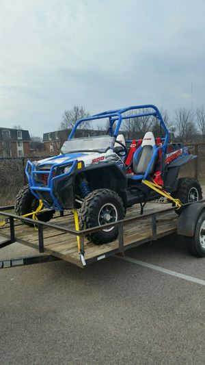 2012 RZR 900 XP LE for Sale in Ceresco, MI