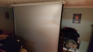 """70""""x 70"""" projection screen for Sale in Lexington, KY"""