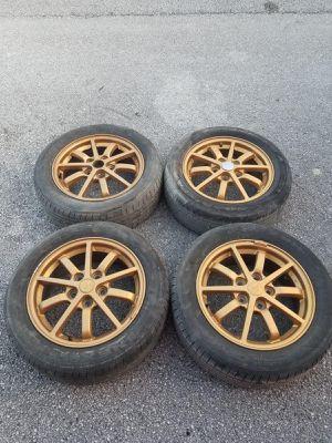 Rims 16 Mitsubishi 5 lugs 114.3 mm for Sale in Davie, FL