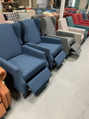 Recliner sofa chairs for Sale in Ontario, CA
