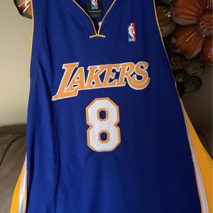 Kobe Bryant Embroidered Jersey Size 48 Gently Used for Sale in Manalapan Township, NJ
