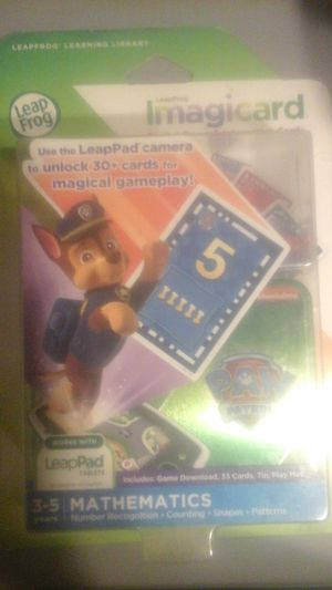 Paw patrol imagicard for Sale in OR, US