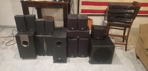 2 Sets of Onkyo Surround Sound Speakers for Sale in Annapolis, MD
