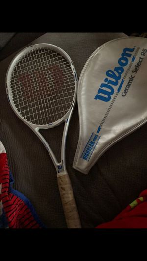 Wilson ceramic select 95 ** HIGH BEAM series**Tennis racquet for Sale in Clearwater, FL