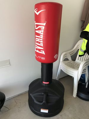 Heavy Bag- Everlast Elite for Sale in PA, US