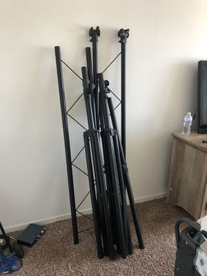 Dj light stand for Sale in Fresno, CA