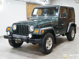 2002 Jeep Wrangler Sport for Sale in Lynnwood, WA