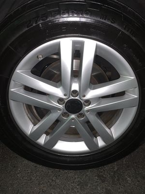 Mercedes Benz GL Rims! for Sale in New York, NY