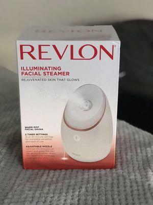 Revlon Illuminating Facial Steamer for Sale in Chesapeake, VA
