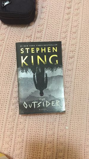 The Outsider By Stephen King for Sale in Lexington, SC