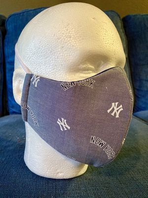Handmade Masks MLB New York Yankees . Yankees . 100% Cotton. Reusable. 5 Layers. Filter. for Sale in Orlando, FL