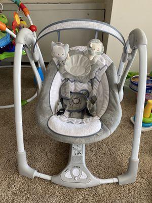 Baby swing - Ingenuity for Sale in Rockville, MD
