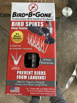 Bird spikes for Sale in Sheridan, OR