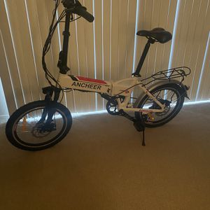 A cheer Electric Bike for Sale in Fort Washington, MD