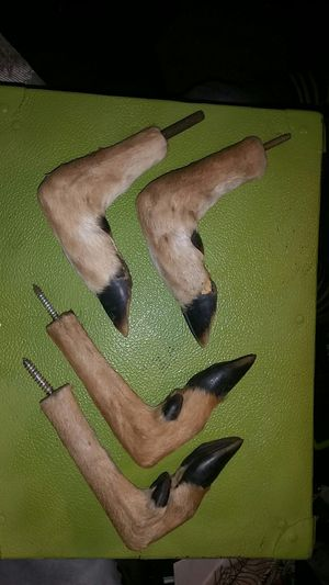 Deer feet gun holders for Sale in Wichita, KS