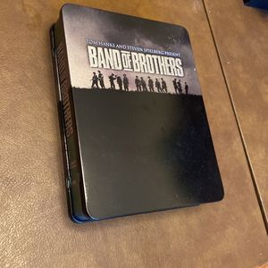 Band of Brothers by Tom Hanks and Steven Spielberg 6 CD boxed set for Sale in West Palm Beach, FL