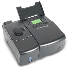 Remstar Auto M Series CPAP machine with power supply and case for Sale in Frankfort, IL