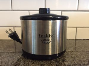 Crock-Pot 16 oz. Little Dipper Food Warmer 32041 for Sale in Durham, NC
