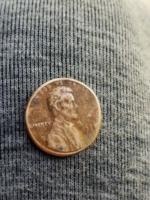 Extremely rare Lincoln cent error coin for Sale in Colorado Springs, CO