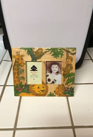 Jungle Photo Frame PICK UP ONLY for Sale in Turlock, CA
