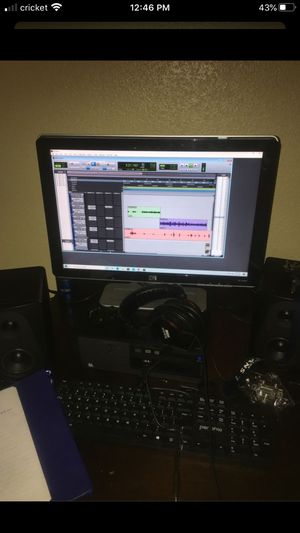 Studio setup for Sale in Houston, TX