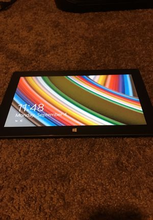 Microsoft Surface Tablet for Sale in Columbus, OH