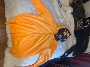 Bape 2nd ape full zip hoodie for Sale in Los Angeles, CA