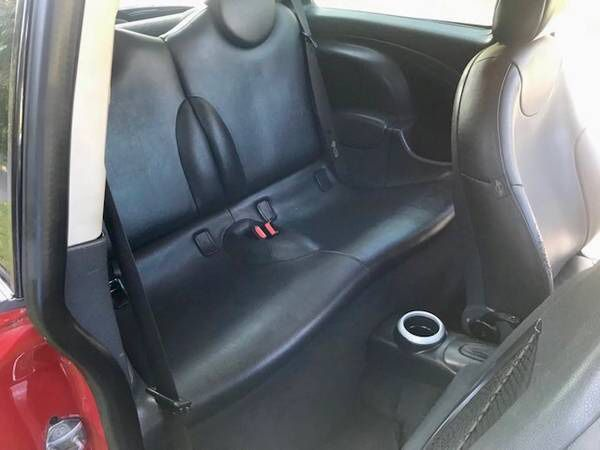 2005 Mini Cooper S Manual by owner