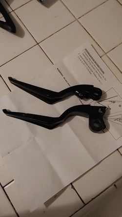 Indian Chief motorcycle Levers Buy Kuryakyn Brake And Clutch for Sale in Monterey Park,  CA