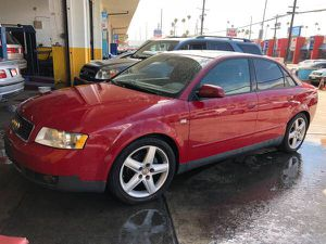 Part out Audi A4. Parts for Sale in Los Angeles, CA