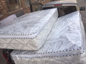 ORTHOPEDIC PILLOWTOP MATTRESS AND BOXSPRING for Sale in Park Forest, IL