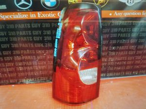 2004 2005 2006 CHEVY SILVERADO LEFT SIDE TAIL LIGHT OEM USDD for Sale in CRYSTAL CITY, CA