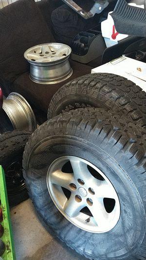 Jeep wheels for Sale in Scottsdale, AZ